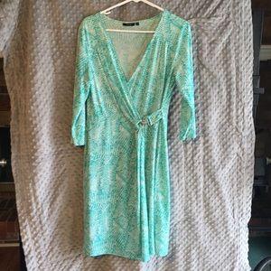 Women's M wrap dress